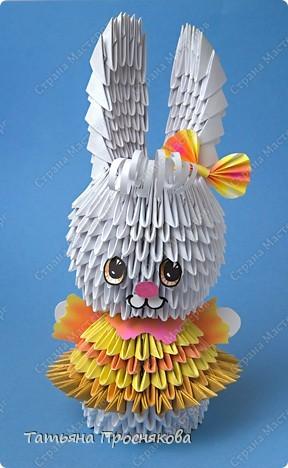 модульное оригами схемы сборки павлина мастер класс.