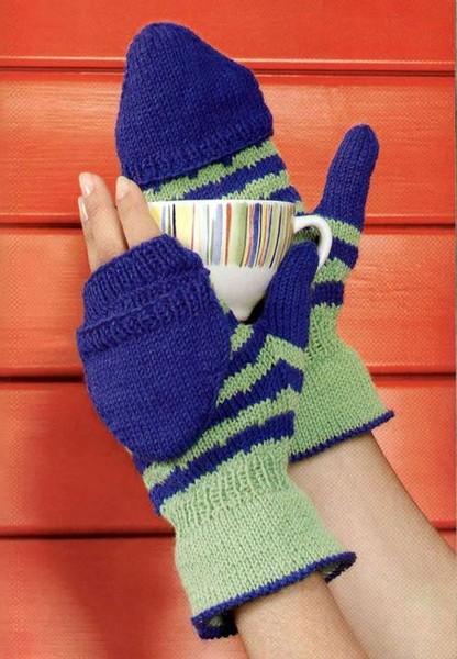 Мой муж заказал мне варежки-митенки-перчатки.  Я покопала и нашла несколько интересных моделей.