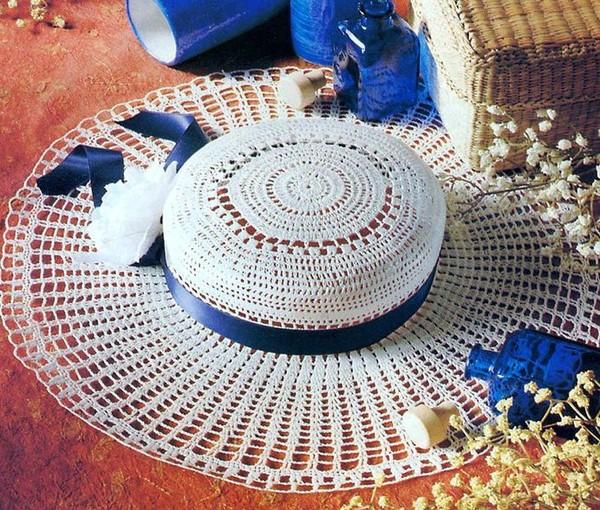 вязаные шляпки крючком схемы для малышей.  Рхемы вязания шляпок.