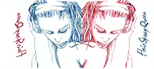 Иллюстрация к HairsprayQueen