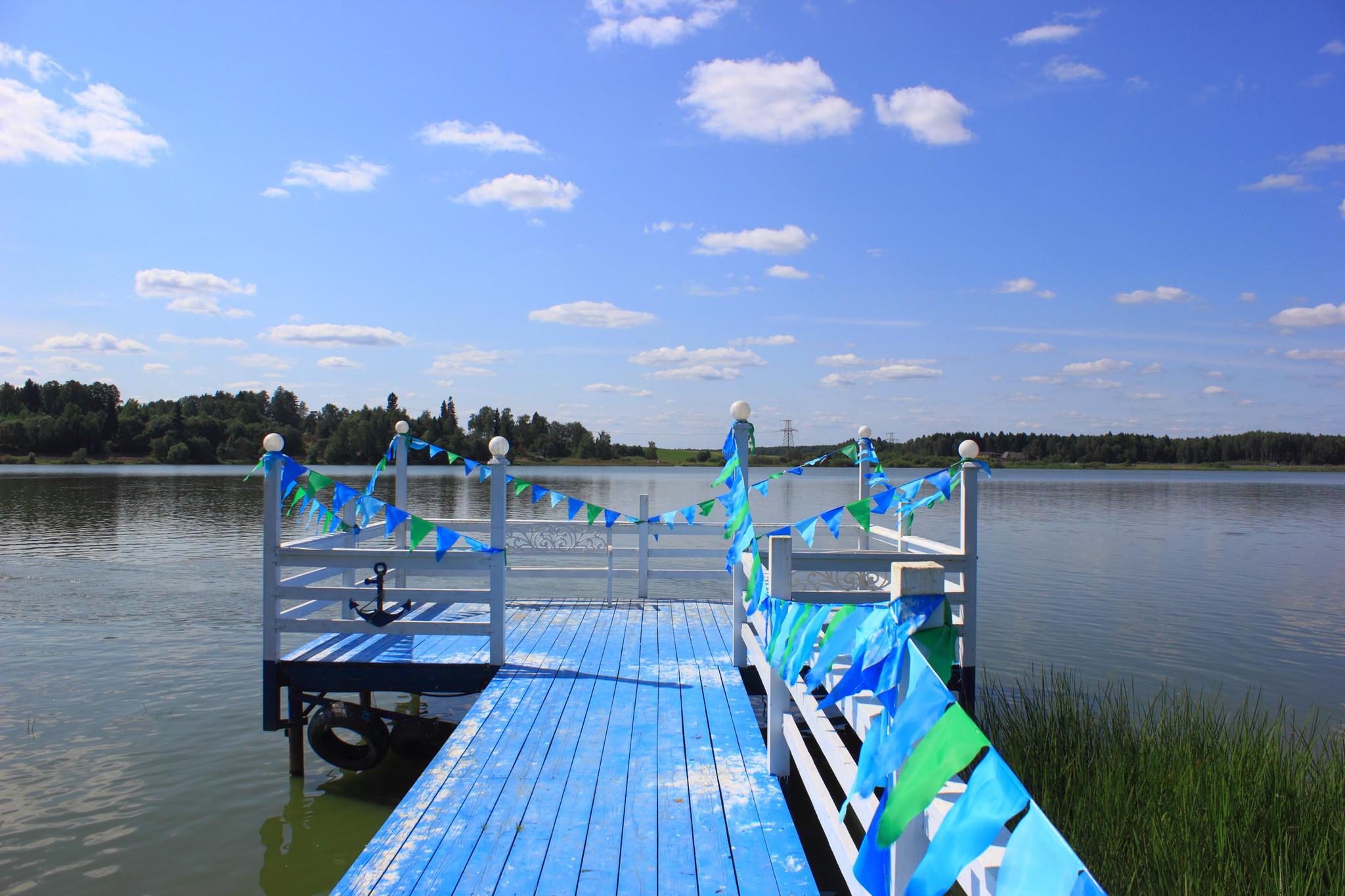 Казань стройка на озере кабан в картинках