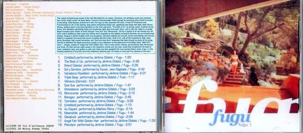 Fugu - Fugu 1 (1999 Ici D'ailleurs/2001 Minty Fresh