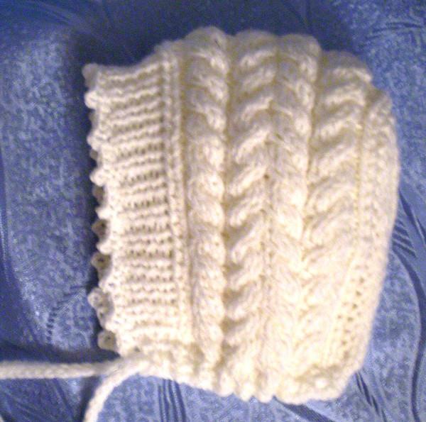 шапочки для новорожденных самое интересное в блогах