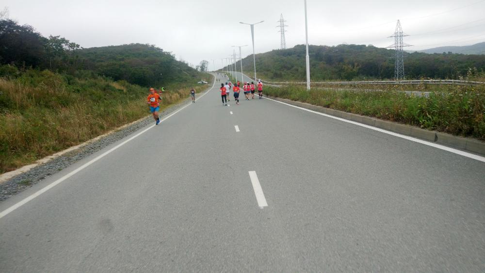 Vladivostok Marathon