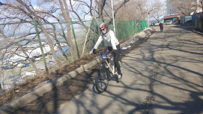 велосипед Владивосток