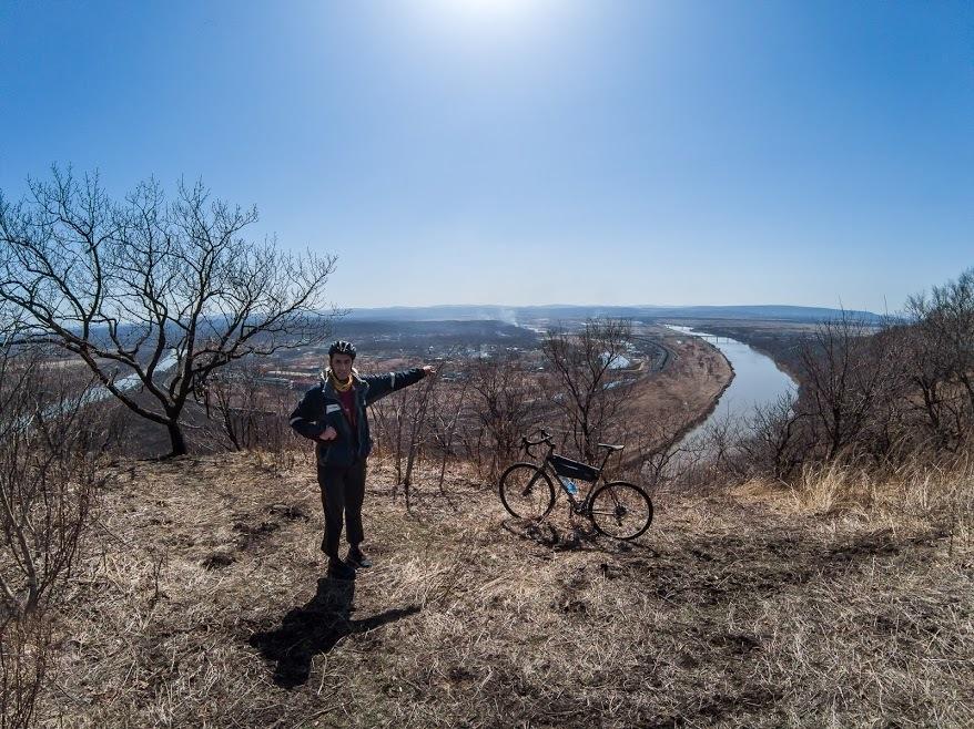 велопокатушка Приморье