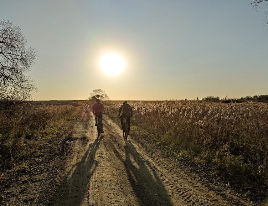 велопокатушка по Уссурийской тайге