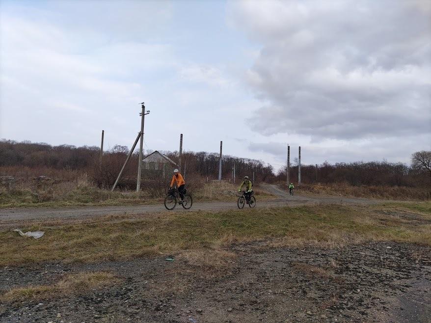 велопокатушка из Уссурийска вдоль ЖД