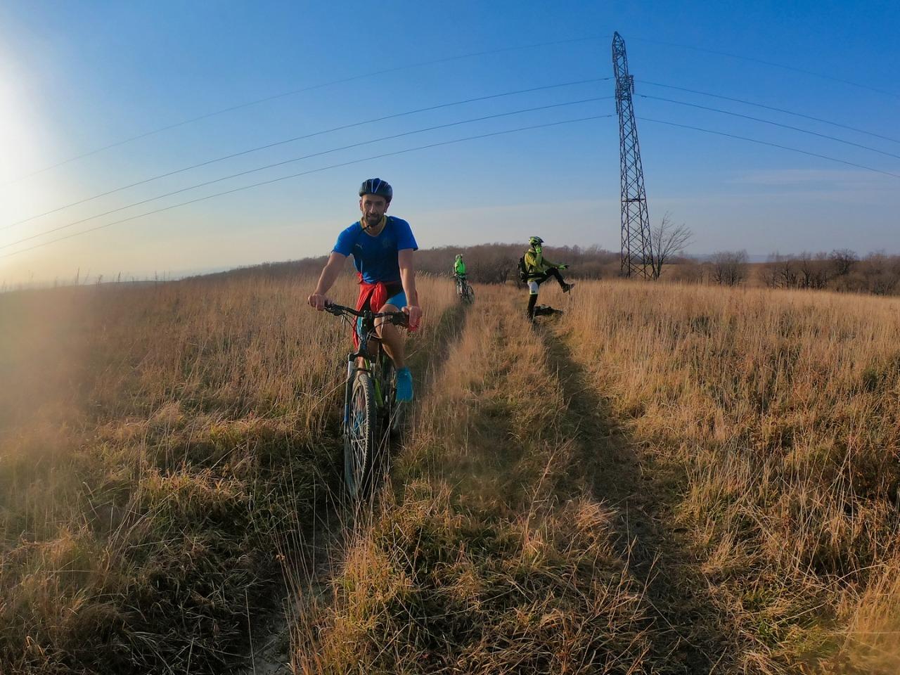 велопокатушка вдоль Транссиба