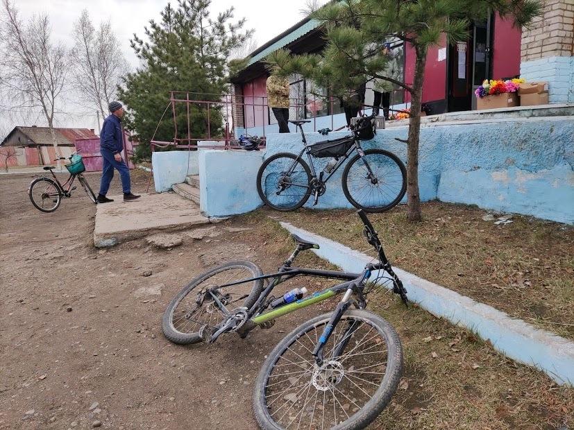 велопробег Уссурийск