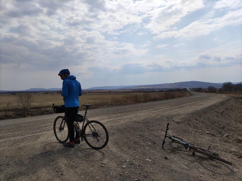 велосипедом из Уссурийска