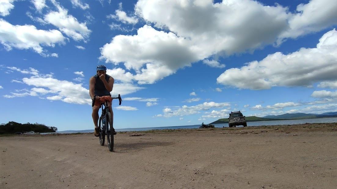 велосипед на Песчаном