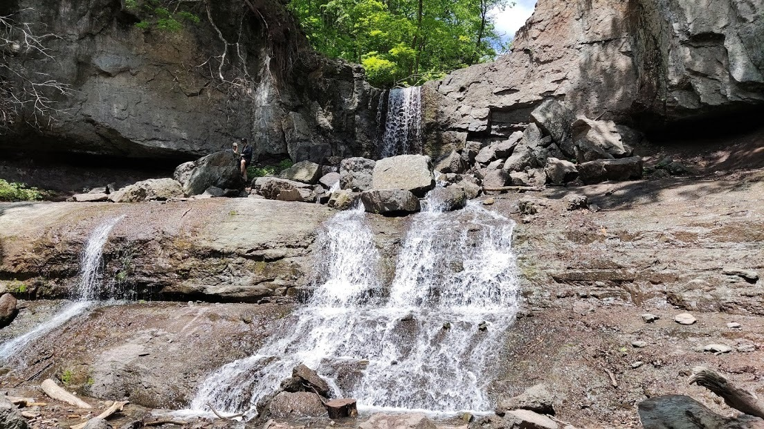 Кравцовские водопады