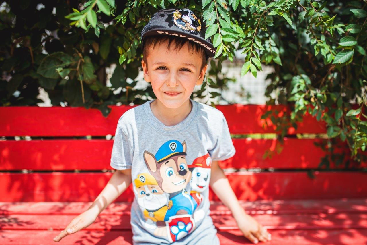 сын 5 лет
