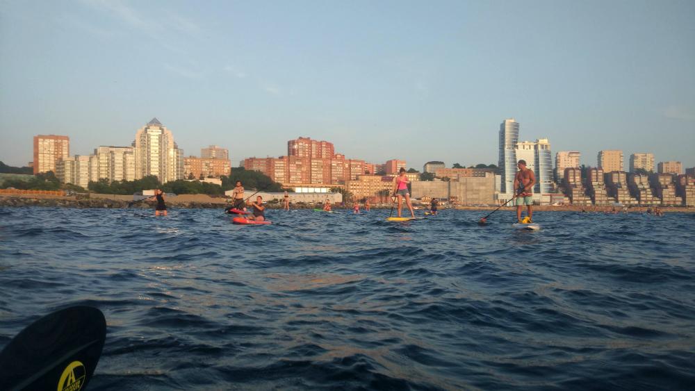 лето море Владивосток