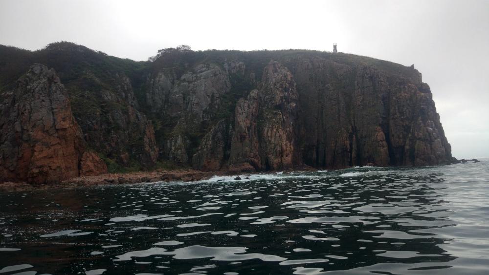 сап остров Шкота