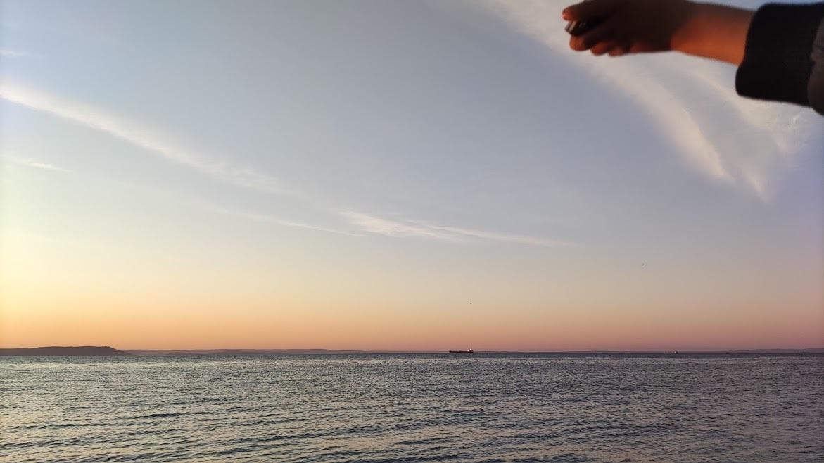 море Владивосток