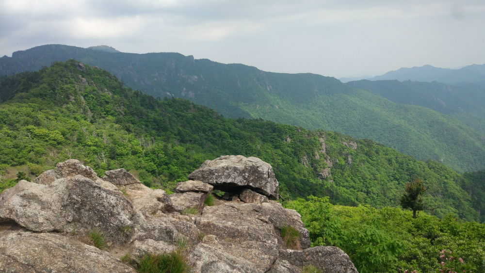 Jirisan National Park