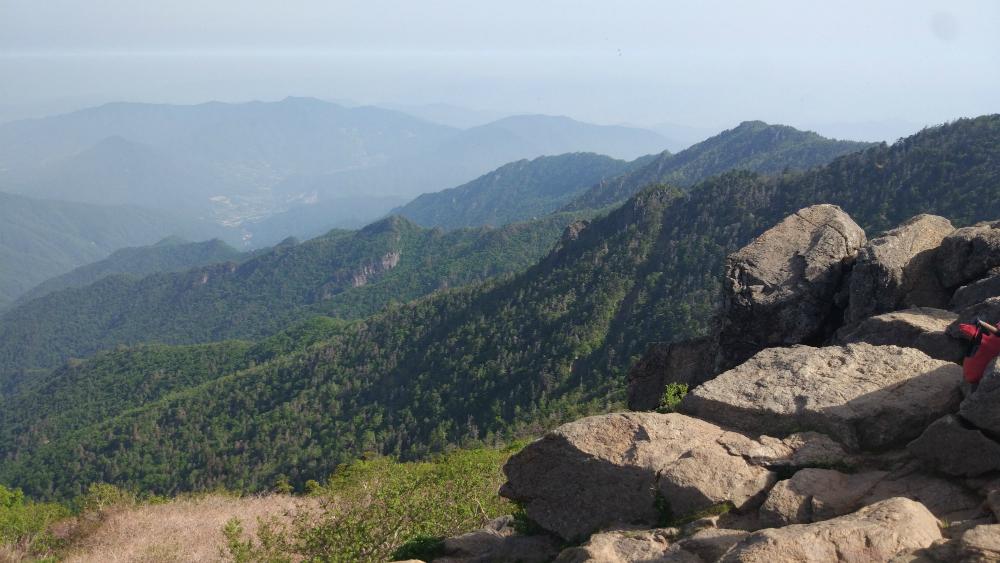 Jirisan National park