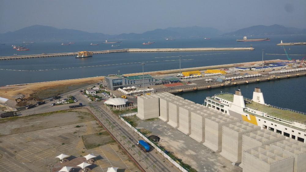 Yeousu city