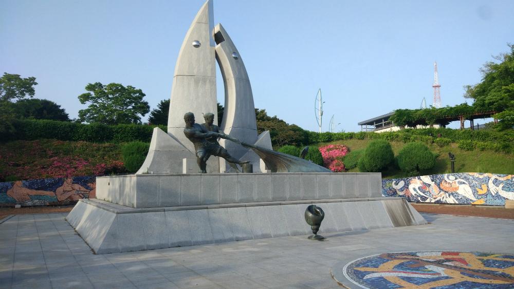 Dolsan Park (돌산공원)