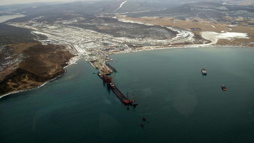 Ussuriyski Bay