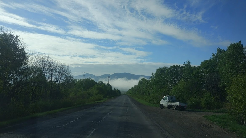 дорога в Находку