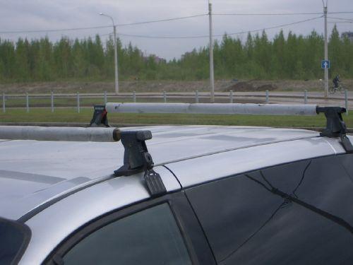 Багажники на крышу рейлинги боксы