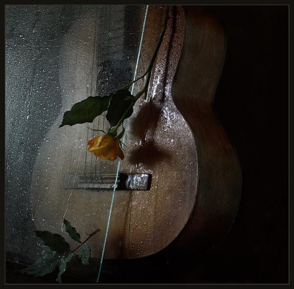 картинки дождь под гитару планировала писать