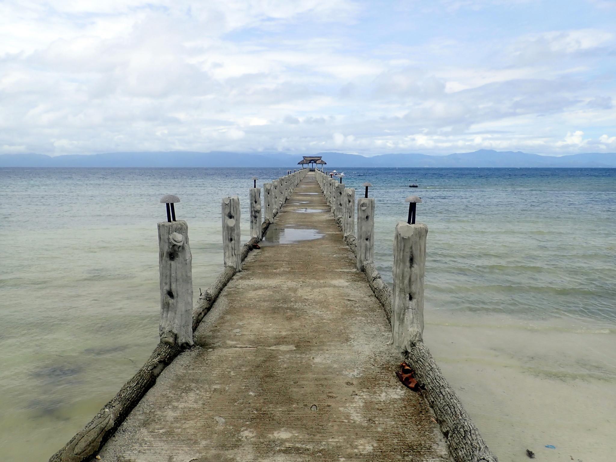 Себу: Моалбоал глазами водоплавающих