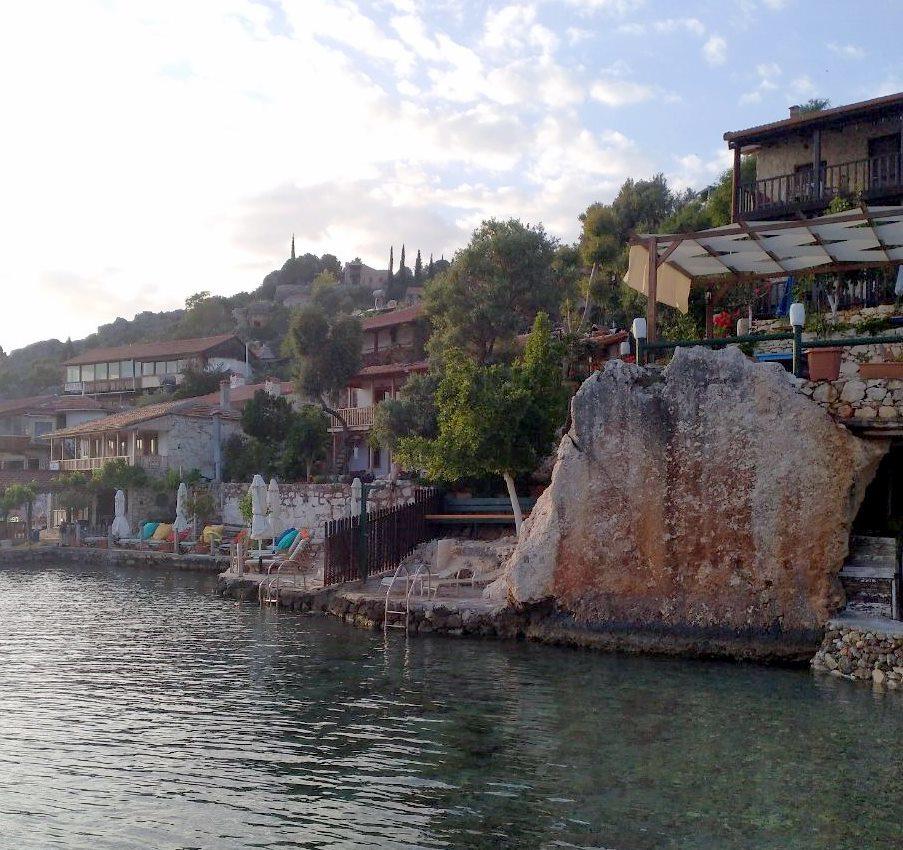 Турция: первое знакомство. От Анталии до Олю через Кекова и Каш