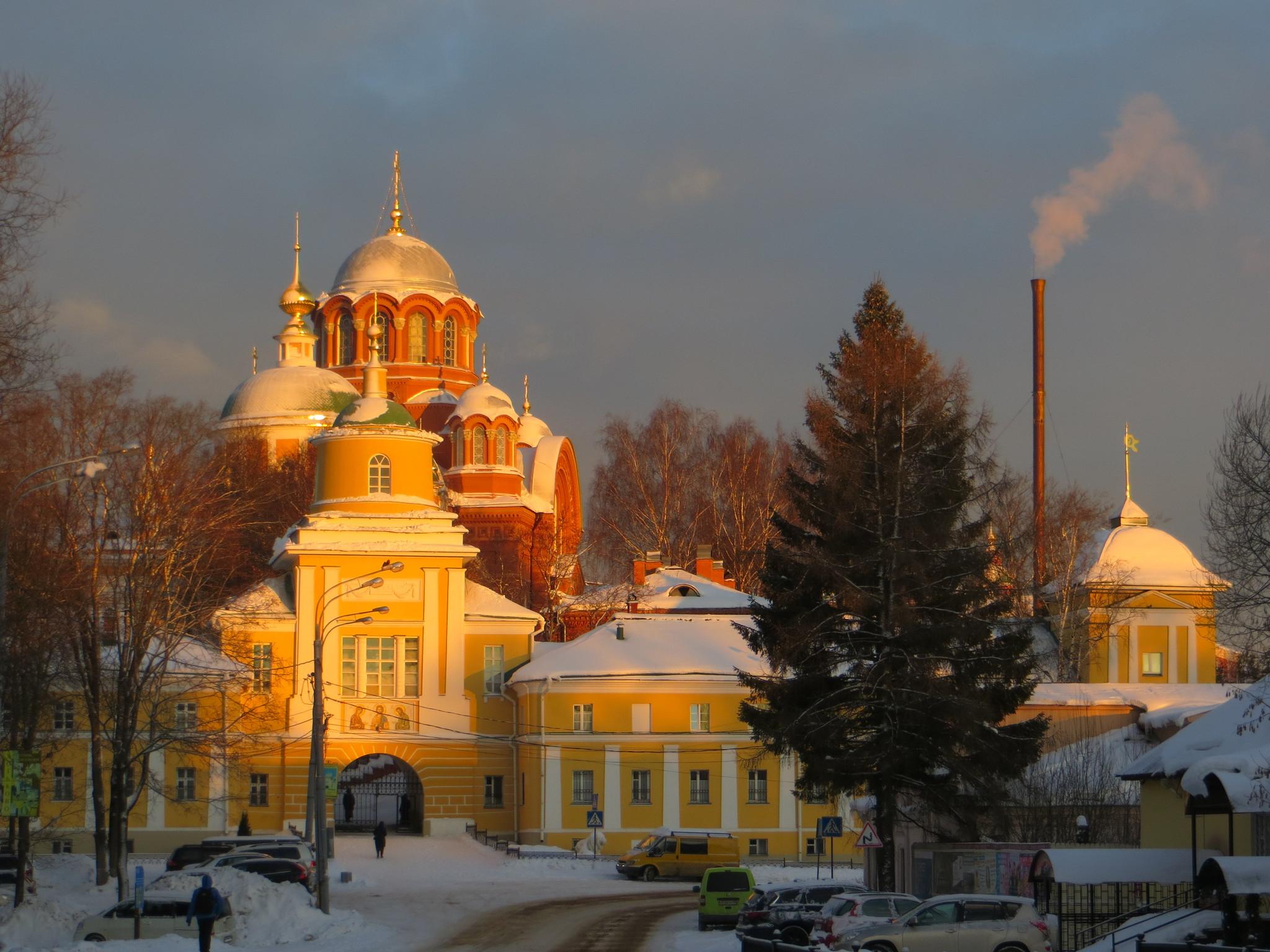 хотьковский монастырь фото такие ленты хлопка
