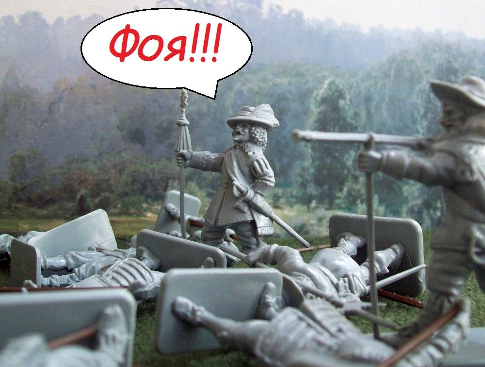 Видео - зарисовки с солдатиками 32 масштаба! H-3938