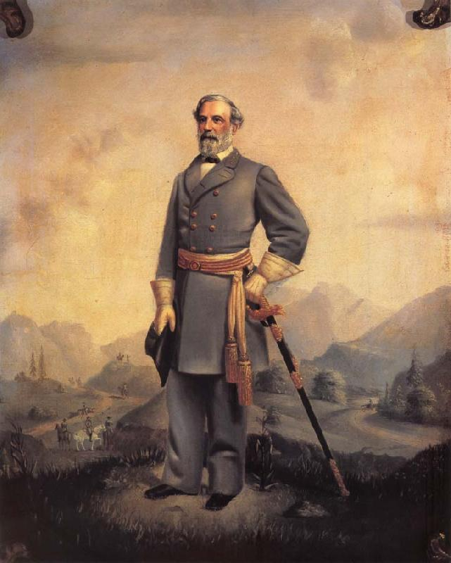a biography of the life and military career of robert edward lee Lee's military career, which had started at west point many years before, had ended, and his civilian life began when he returned to richmond and his family on april 15th for the next two months lee lived in a city busily rebuilding itself.
