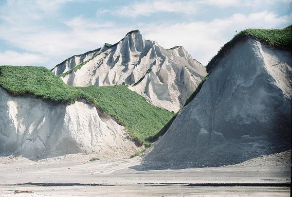 Пемзовые скалы
