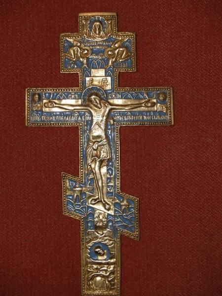 руководителям кресты староверов фото луковицы значения