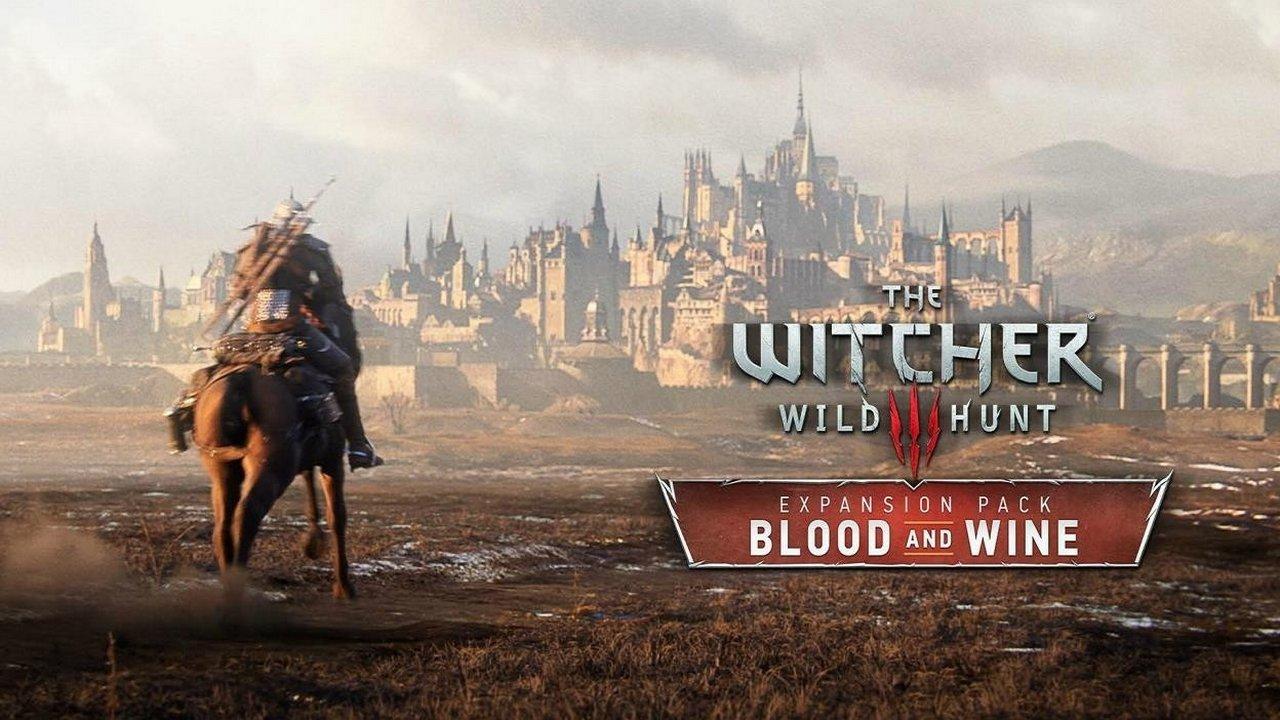 Сравнение графики The Witcher 3: Blood & Wine