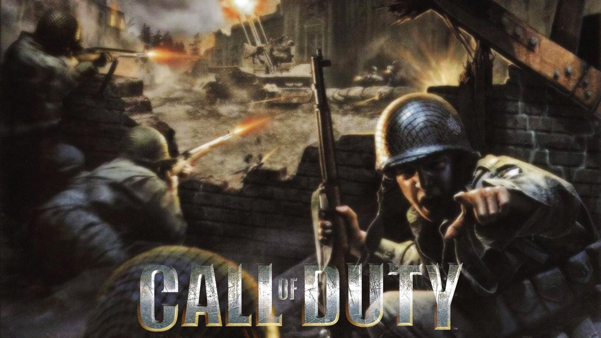 Call of Duty 2003 Мнение