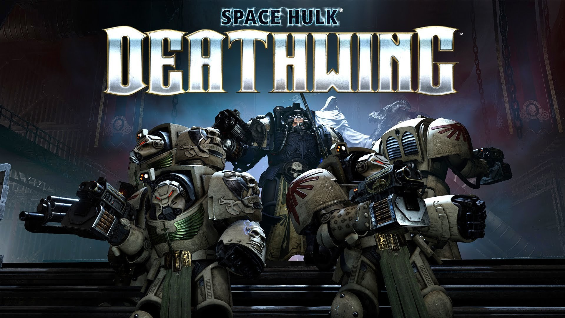 17 минут Space Hulk: Deathwing