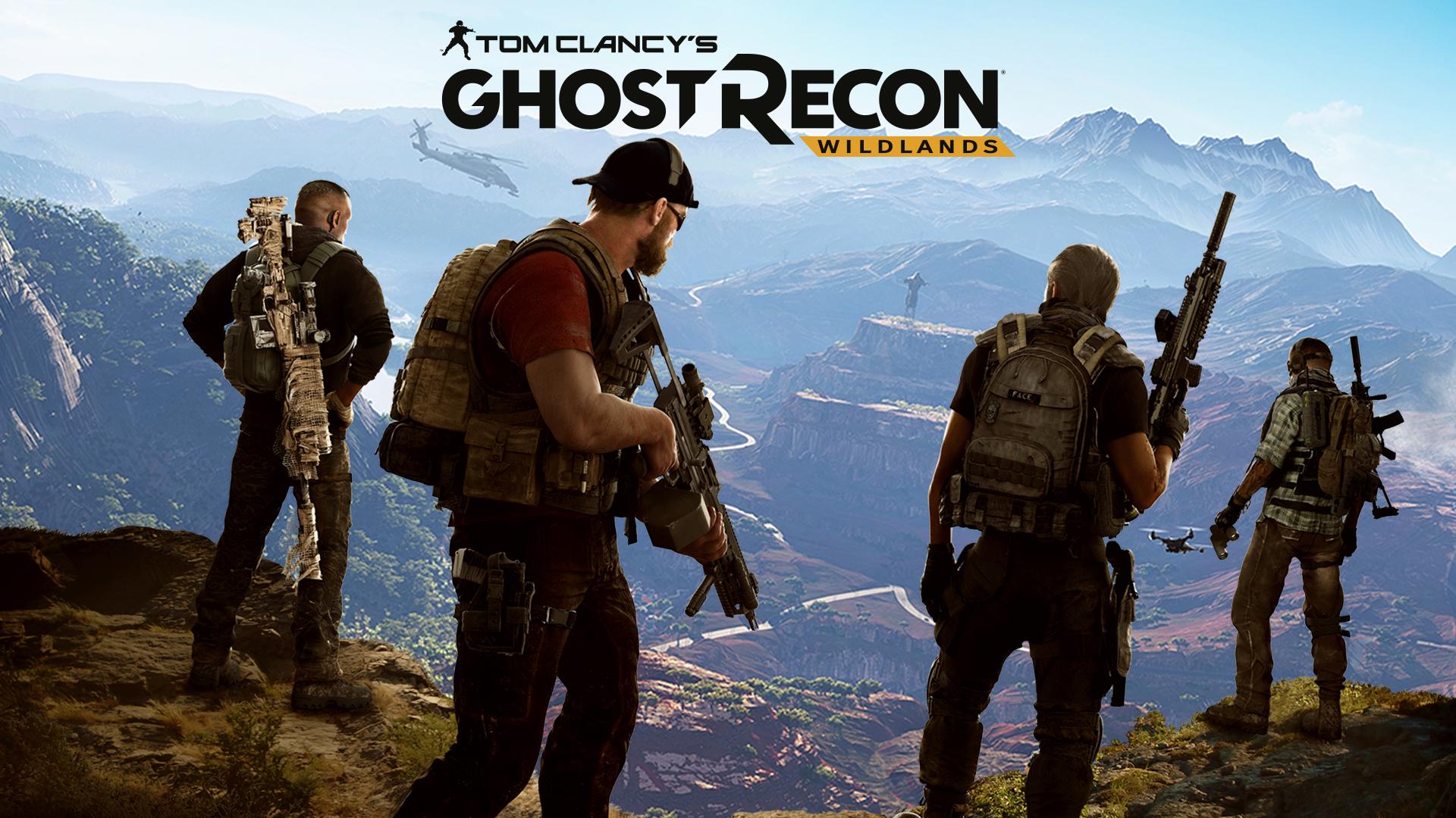 Свобода выбора в Ghost Recon: Wildlands