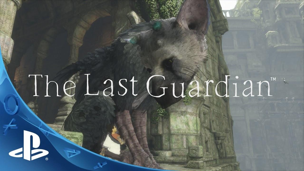 Новый геймплей The Last Guardian