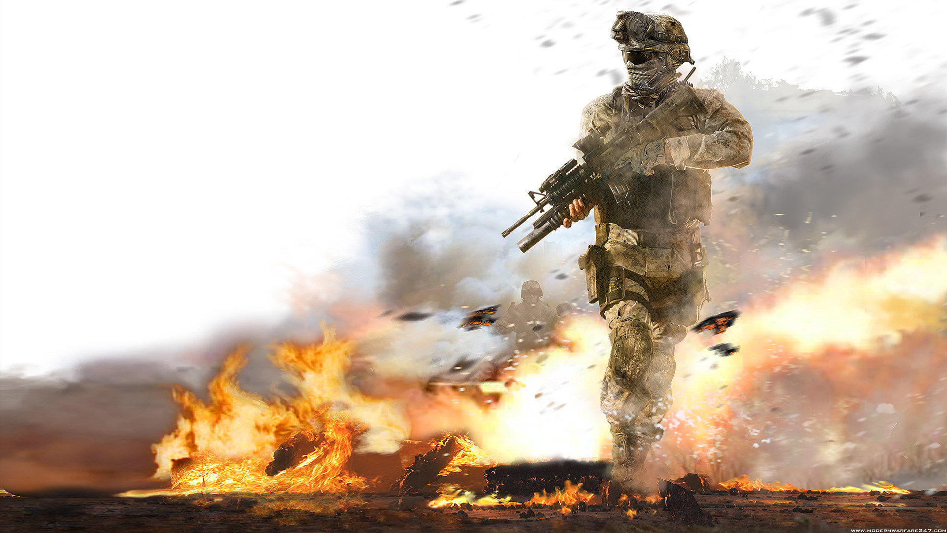 Вечерний Modern Warfare