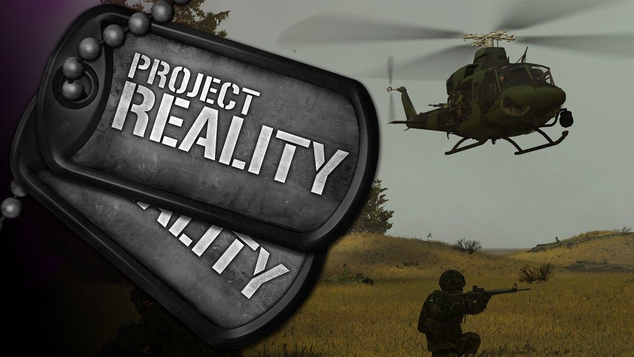 Вышло крупное обновление для мода Project Reality