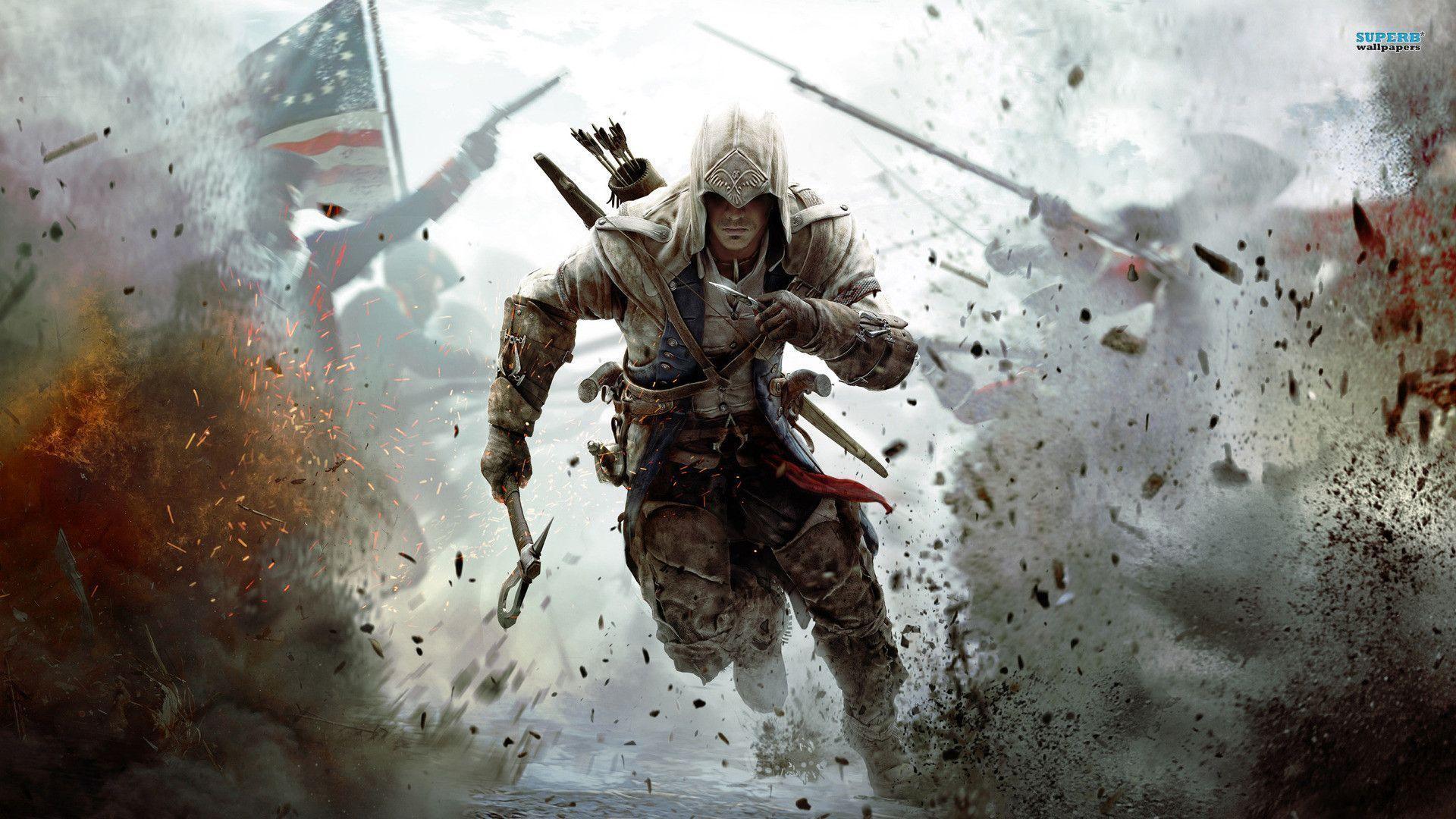 Assassin's Creed 3 бесплатно