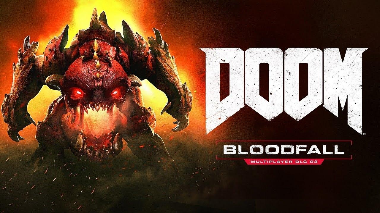 Трейлер дополнения Bloodfall для Doom