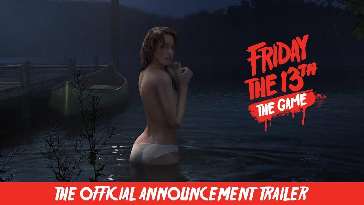 Дождался даты выхода Friday the 13th: The Game