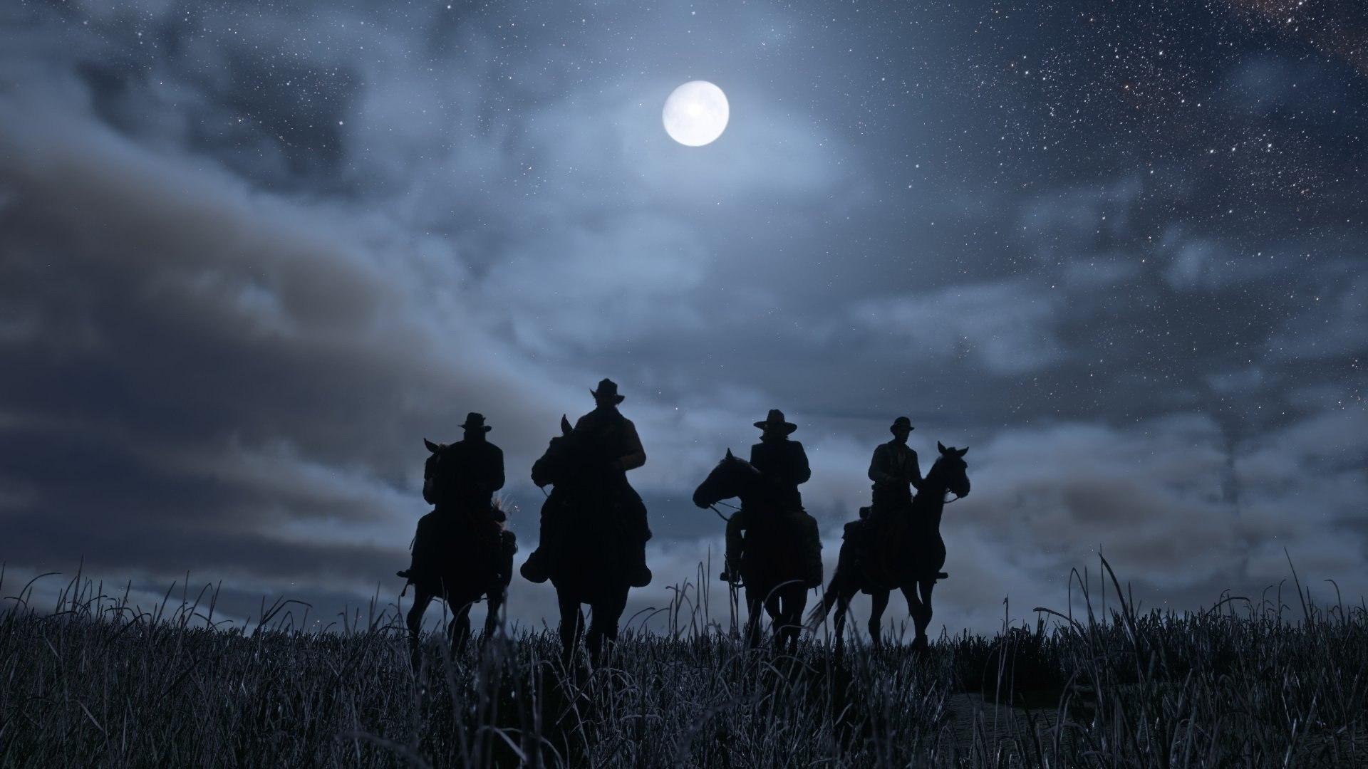 Перенос Red Dead Redemption 2