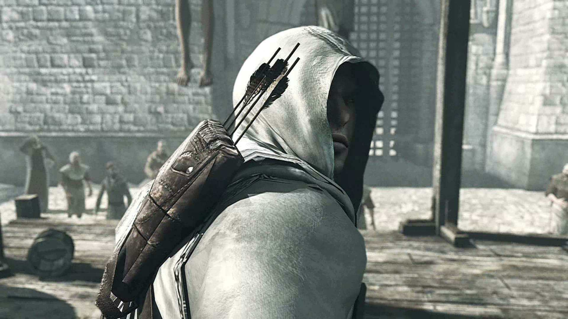 Прохождение Assassin's Creed