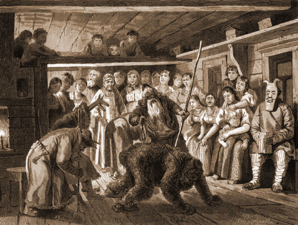 Как встречали праздник Коляда славяне?