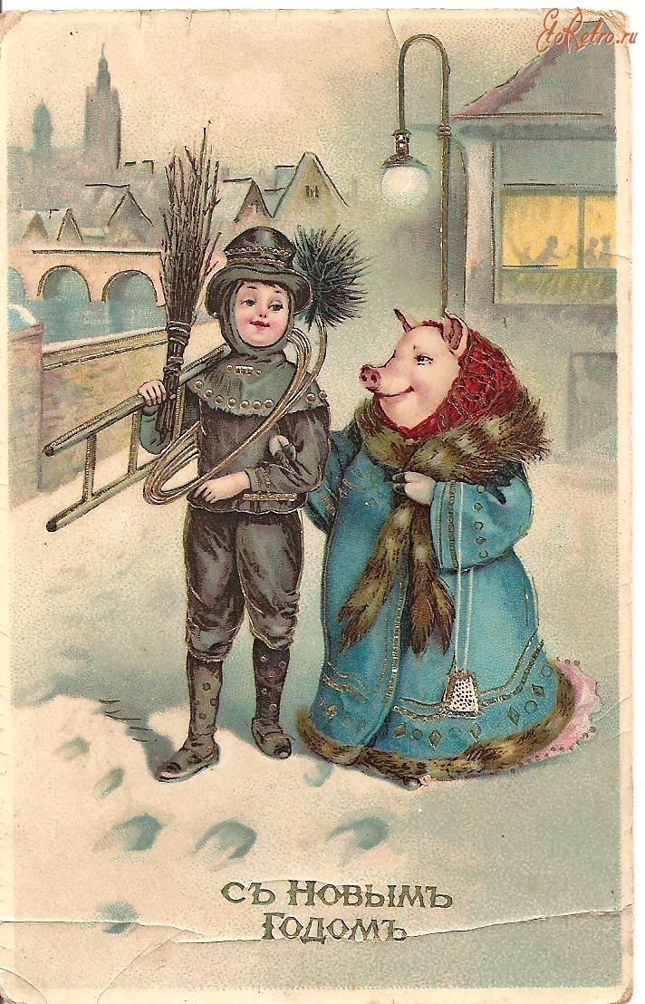 Открытки 20 годов новогодние, открытки букетам цветов